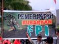Demo Tolak FPI Di Kalteng