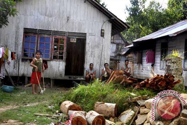 Bupati Lamandau Minta Kepala Desa Lebih Perhatikan Kemajuan Desa