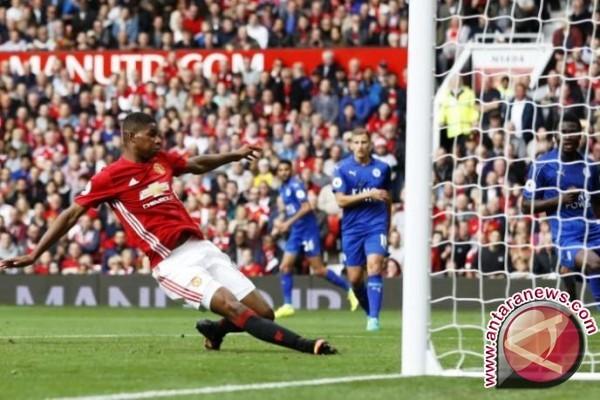 Wow! Rashford Ditunjuk Jadi Spesialis Tendangan Bebas MU, Kata Jose Mourinho