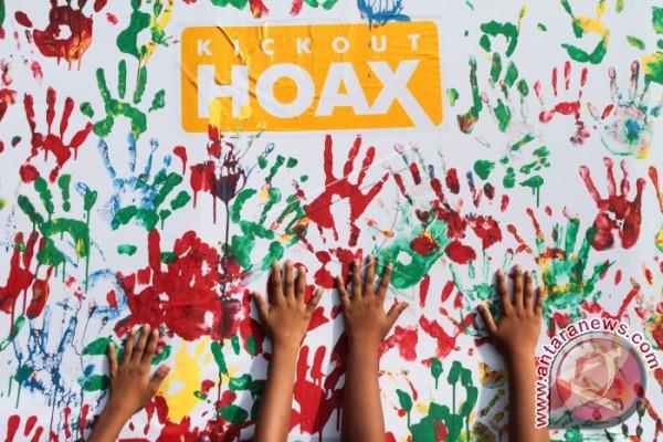 Pemerintah Dukung Masyarakat Perangi Berita Hoax