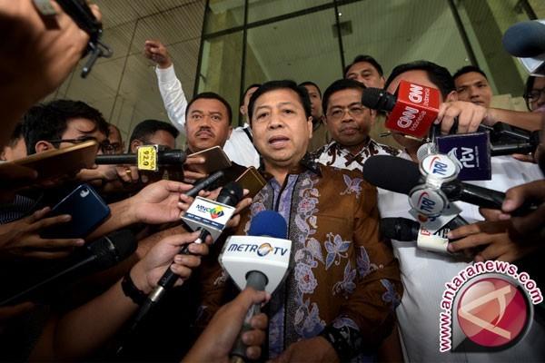 Waduh!! KPK Kembali Periksa Ketua DPR Terkait E-KTP