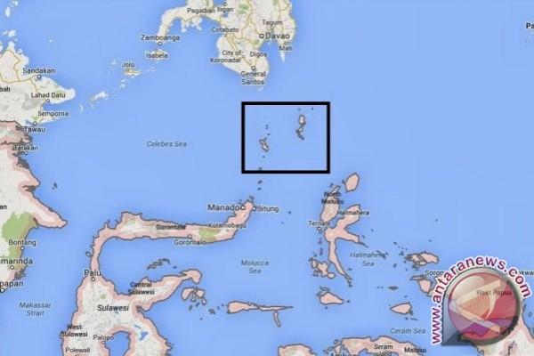 Gempa 7,3 SR Guncang Kepulauan Sangihe, Tak Berpotensi Tsunami