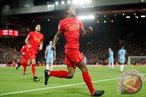 Walau Kuasai Bola, Manchester City Kalah dari Liverpool