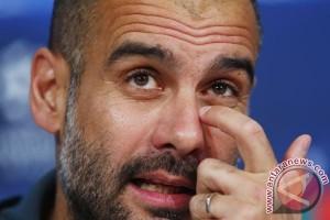 Guardiola: Akhir Dari Karir Kepelatihan Saya Sudah Dekat