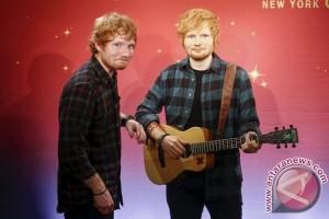 Wah, Penyanyi Ed Sheeran Rajai Dua Slot Tangga Lagu Australia