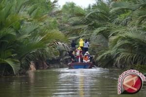 """Surga Tersembunyi"" Kuin Kecil Banjarmasin Promosikan Wisata Susur Sungai"