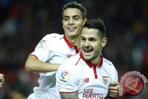 Sevilla Kembali Ancam Madrid Di Klasemen Liga Spanyol