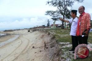 Sabuk Pantai Ujung Pandaran Diharapkan Mampu Perbaiki Dampak Abrasi
