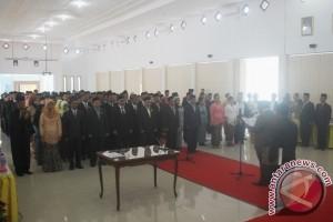 Bupati Kembali Lantik 148 Pejabat Pemkab Sukamara