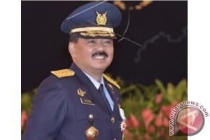 Diperkirakan Calon Panglima TNI, KSAU Hadi Tjahjanto Tegas Siap Laksanakan Tugas Dimana Pun