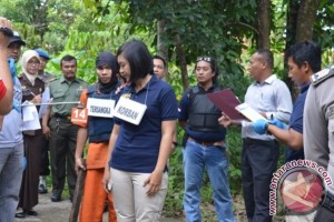Motif Pembunuhan Geby Lantaran Ketahuan Hendak Mencuri