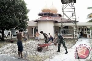 TMMD di Kapuas akan Lakukan Betonisasi di Desa Tamban