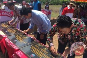 Pulang Pisau Kini Miliki 4 Lapangan Desa dari Program Kemenpora