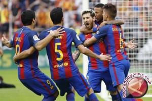 Cedera Pergelangan Kaki, Barcelona Kehilangan Busquets