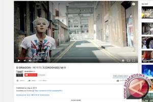 "G-Dragon ""Crooked"" Telah Dditonton 100 Juta Penonton Youtube"