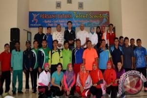 255 Pelajar Barut Ikuti Pencarian Bakat Senam Persani
