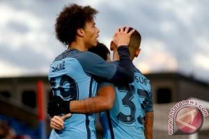 Manchester City Melaju di Piala FA Setelah Menang atas Crystal Palace