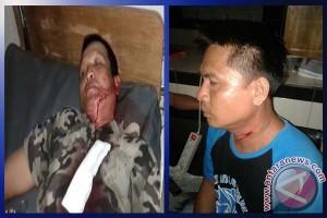 Parah! Dua Preman Lokalisasi Saling Serang, Usai Bertikai Saling Lapor Polisi