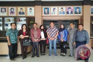 DPRD Kotawaringin Timur Terima Kunjungan DPRD Katingan