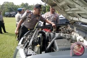 Polres Bartim Siagakan 60 Personel Untuk BKO Pengamanan Pilkada Barsel