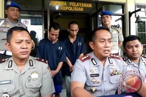 Saat Cari Makan, 2 Tahanan Kabur Berhasil Ditangkap