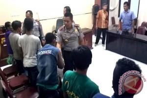 Polres Ini Pulangkan 7 Saksi Kasus Pembantaian Orangutan