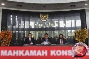 MK Buka Pendaftaran Perkara Sengketa Pilkada