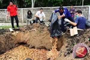 293 Dus Sosis Asal Negeri Jiran Dimusnahkan Pihak BPOM