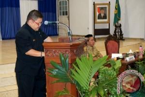 DPRD Barut Sampaikan Beberapa Pokok Pikiran di Raker Pemerintahan