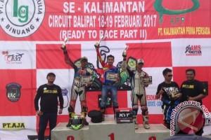 Hebat! Pembalap Sampit Unjuk Prestasi di Regional Kalimantan
