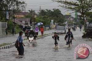 Akhirnya! Pemkab Seruyan Tetapkan Darurat Banjir