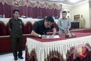Alat Kelengkapan DPRD Barito Timur Berganti
