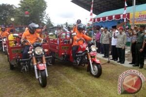BPBD Jadi Posko Karhutla di Kapuas