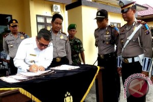 Polres Seruyan Gelar Operasi Simpatik Telabang 2017