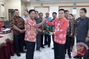 DPRD Barito Timur Terima Kunjungan Kerja Komisi II DPRD Pulang Pisau