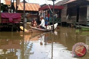 Ya Ampun! 22 Desa Di Seruyan Terendam Banjir
