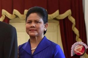 Iriana Joko Widodo Rayakan Kartini di Kalimantan Selatan