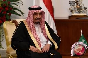 Presiden Jokowi Telepon Raja Salman Ucapkan Selamat Jalan