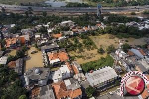 Ini 24 RW Yang Terkena Luapan Sungai Ciliwung