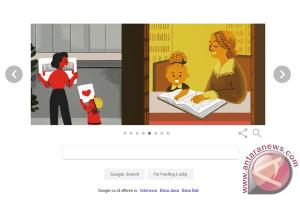 Kali Ini Google Doodle Rayakan Hari Perempuan Internasional