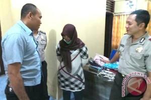 Polisi Tangkap Gadis Spesialis Curi Motor