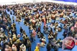 Job Fair 2017 Dipadati Para Pencari Kerja