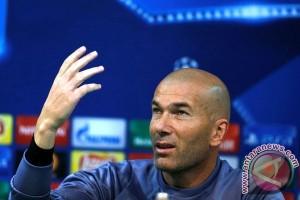 Zidane Bertekad Sudahi Kutukan Juara Bertahan Liga Champions