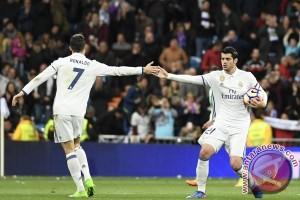 Liga Spanyol, Real Madrid Kembali Ke Puncak Klasemen
