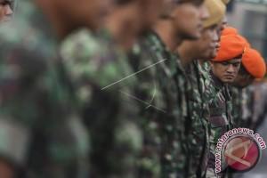 TNI - Polri Di Kotim Diminta Konsumsi Beras Lokal