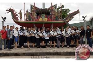 Putra-Putri Kapuas Bersaing Rebut Gelar Jagau Linga dan Bawi Kameloh