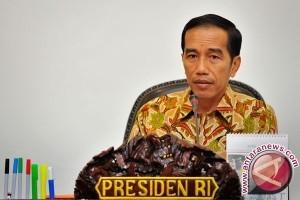 Presiden Jokowi Tegaskan Tak Akan Intervensi KPK