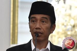 Presiden Jokowi Shalat Ied Bersama Masyarakat Sukabumi
