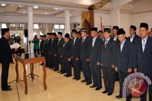 Bupati Barito Utara Lantik Dewan Hakim STQ