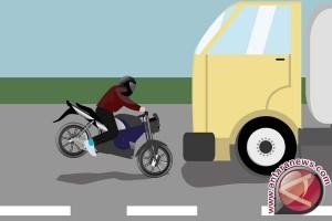Polres Kotim Tetap Proses Hukum Anggota Kecelakaan Lalin